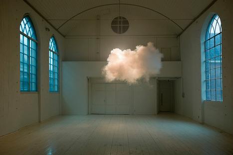 Berndnaut Smilde - NimbusII - Contemporary Art   Visual Culture and Communication   Scoop.it