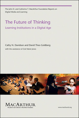 Book Review: The Future of Thinking: Learning Institutions in a Digital Age | Visual*~*Revolution | Scoop.it