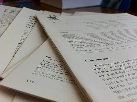 Vulgarisation et/ou Articles scientifiques? Que faut-il lire ? 2/... | H.A.Z.L.O.R.E.A.L web 3.0 | Scoop.it