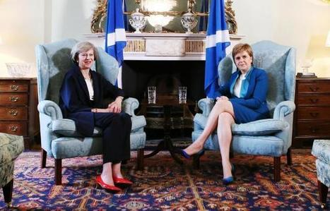 Scotland looking for 'more give' from UK over Brexit | My Scotland | Scoop.it