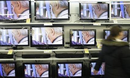 Télévision : Où sont les femmes ? | voxfemina paroles d'experts au féminin | Scoop.it