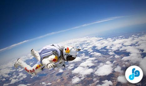 Red Bull Stratos: il video del salto nello spazio di Felix Baumgartner | About Robadagrafici.com | Scoop.it