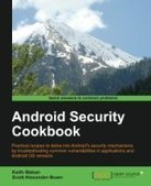 Android Security Cookbook | Smartphone, Tablet & TechGadget | Scoop.it