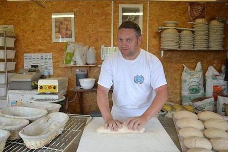 À Vendrennes (85), du pain bio cuit comme autrefois | Ouest France Entreprises | Actu Boulangerie Patisserie Restauration Traiteur | Scoop.it