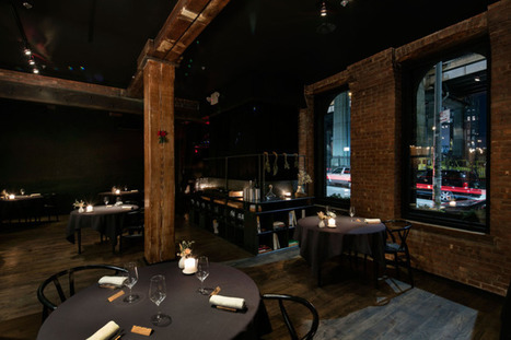 The Absolute Best New Restaurants in New York | Urban eating | Scoop.it