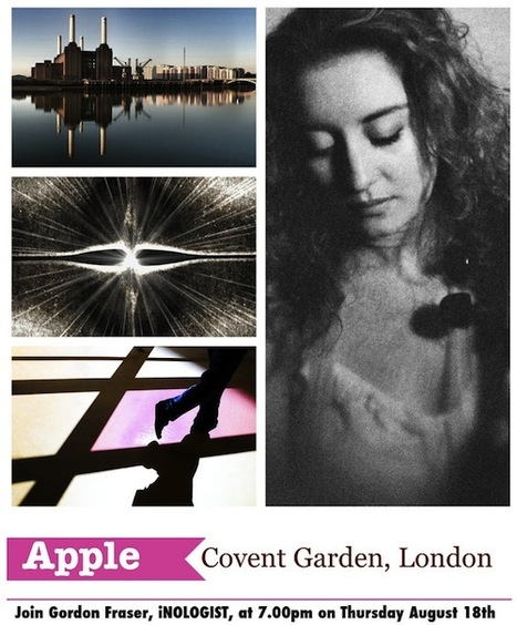 iPhoneography, the worlds #1 iPhone photography blog, bringing you the latest news, reviews and events - iPhone Journal - iPhoneography comes to Covent Garden,London   Appertunity's fun & creative iphone news   Scoop.it