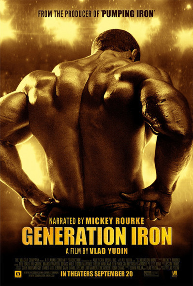 Generation Iron (2013) Film Review | Bodybuilding News | Scoop.it