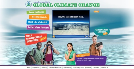 A Student's Guide to Global Climate Change | US EPA | HSIE - Climate Change | Scoop.it