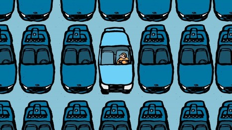 "When will Uber actually ditch drivers for algorithms? | L'impresa ""mobile"" 