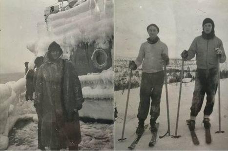 Russian Ushakov Medals for Arctic Convoy veterans - BBC News | World at War | Scoop.it