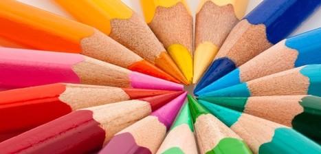 Le pouvoir des couleurs au service du marketing - Je bosse dans le web   Web, E-tourisme & Co   Scoop.it