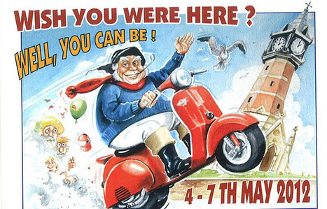 Skegness Scooter Rally - 4th - 7th May 2012 Boston, Lincolnshire, United Kingdom | Ricambi Lambretta | Scoop.it
