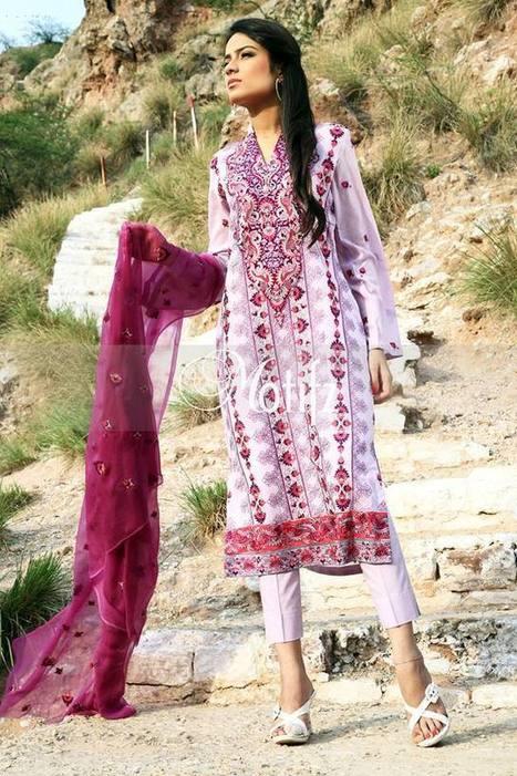 47913b1d58c9 Motifz Latest Eid Dresses Collection 2013 For Girls