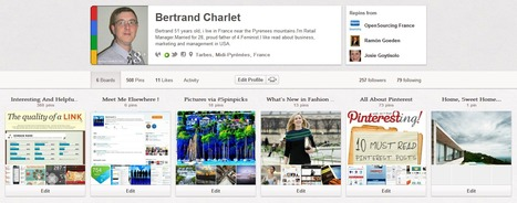 My Boards on Pinterest | Be Social On Media For Best Marketing ! | Scoop.it