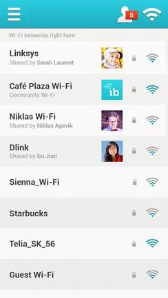 Partagez vos clés WiFi avec vos amis   Korben   Geek or not ?   Scoop.it