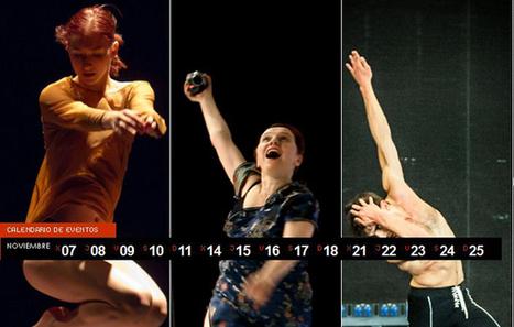 Madrid en Danza acoge el encuentro de coreógrafos ChoreoRoam Europe | Festival Internacional Madrid en Danza 2012 | Scoop.it