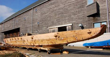 Full-size Bronze Age boat replica launched to answer questions about prehistoric seafaring | Archaeology News | Scoop.it