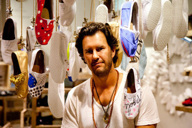 TOMS Founder Blake Mycoskie Discusses the Success of His Business and Philanthropy | People Profits Planet | Scoop.it