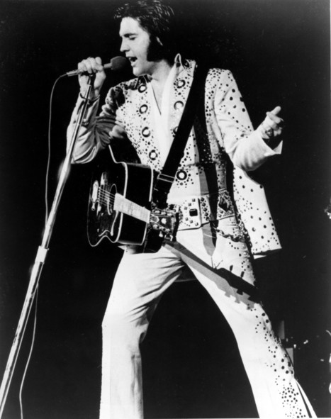 The Devil in Elvis Presley - by Peter Murphy | The Irish Literary Times | Scoop.it