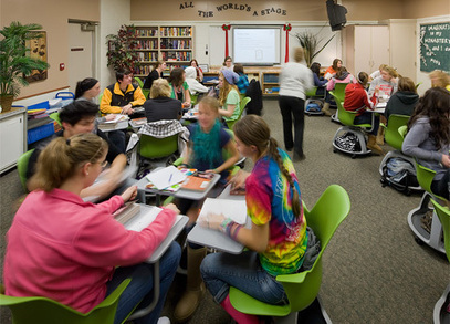 Furniture For Classrooms Of The Future