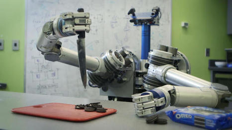 Signs of creativity in how robot solves problems | ZDNet | Creativity & Innovation  for success | Scoop.it