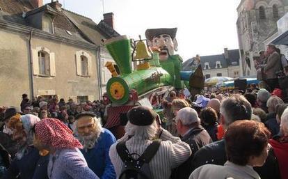 Le Carnaval de Manthelan au patrimoine national - 12/10/2014, Loches (37) - La Nouvelle République | Revue de presse - Loches, Touraine - Châteaux de la Loire | Scoop.it