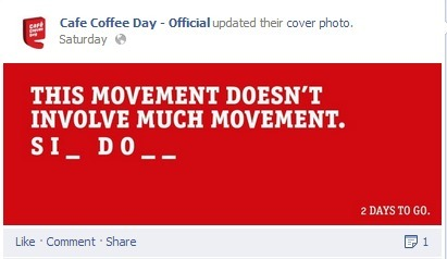 Cafe Coffee Day Embeds Social Media Into It's First TVC Sit Down | Business 2 Community | Digital-News on Scoop.it today | Scoop.it