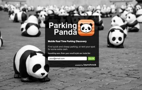 Influencia - Tendances - Le Parking Sharing: une tendance en voie d'apparition | Le monde du mobile et ses nouveaux usages : news web mobile, apps en m sante  et telemedecine, m learning , e marketing , etc | Scoop.it
