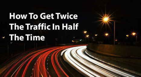 Twice the traffic in half the time? How to update old blog posts for better results fast   Content Marketing and Curation for Small Business   Scoop.it