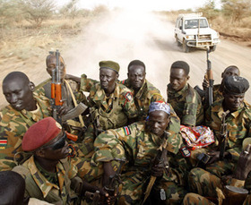From Victim to (Mutual) Aggressor: South Sudan's Disastrous First Year | APHuG Political | Scoop.it