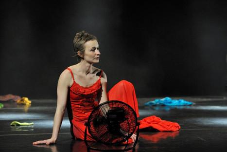 Saint-Lô : portrait d'une Lolita passionnée de danse | Danse Contemporaine | Scoop.it