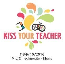 Kiss your Teacher | eLearning en Belgique | Scoop.it