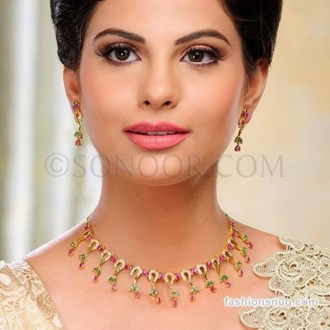 Latest Trends Of Indian Jewellery Designs 2014 | Fashion Blog | Scoop.it