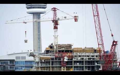 Toronto leads North American high-rise construction - Architecture Lab | Construction News | Info | Scoop.it
