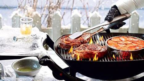 Brush the snow off the barbecue and get grilling | @FoodMeditations Time | Scoop.it