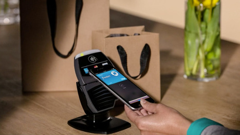 Apple Looks to Replace 'Antiquated' Credit Card Payments With Apple Pay   Mobile Technology for Retailers   Scoop.it