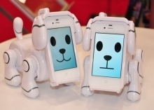 Smartpet turns your iPhone into a cartoon pooch   The Robot Times   Scoop.it