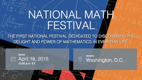 Math Festival | Non-Equilibrium Social Science | Scoop.it