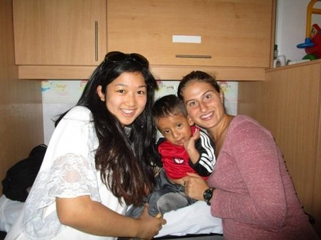 "Feedback Dawn Lao Volunteer in Quito, Ecuador Children's Program Abroaderview.org | ""#Volunteer Abroad Information: Volunteering, Airlines, Countries, Pictures, Cultures"" 