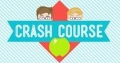 Free Technology for Teachers: A New Video Crash Course in English Literature | Education (Mainly Technology Related Stuff) | Scoop.it