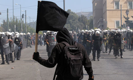From Arab Spring to global revolution   The social executive   Scoop.it