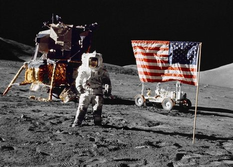 Landing a Man on the Moon: The Public's View | Teacher Tools and Tips | Scoop.it