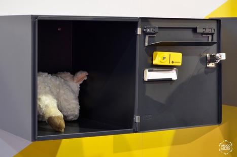 Avec l'objet connecté Domino, La Poste lance un nouveau service postal au CES - Aruco | SIGFOX (FR) | Scoop.it
