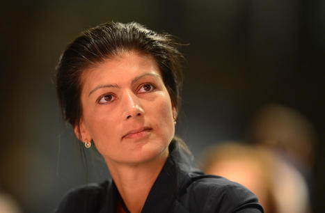 German opposition needs Sahra Wagenknecht to defeat Angela Merkel | Global politics | Scoop.it