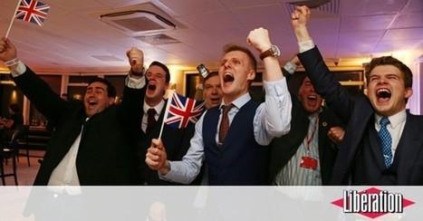 Le Royaume-Uni, déchiré, vote sa sortie de l'UE | Union Européenne, une construction dans la tourmente | Scoop.it