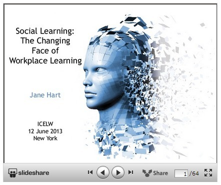 Social learning: the changing face of workplace learning | Social services news | Scoop.it