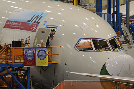 Boeing sends Z23 to customers with new 787 delivery dates   Boeing Commercial Airplanes   Scoop.it