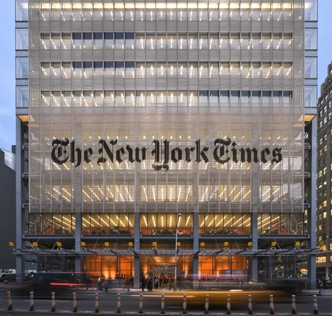 New York Times Plans on Scaling Back on Print Edition by 2020 | Ebook and Publishing | Scoop.it