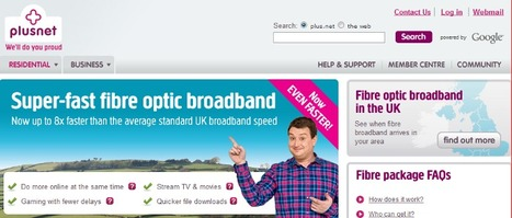 [INTERVIEW] The Future of UK Broadband With Plusnet's Senior Product Specialist | TECHNOLOGY | TechDrink | Technology Juice | Scoop.it