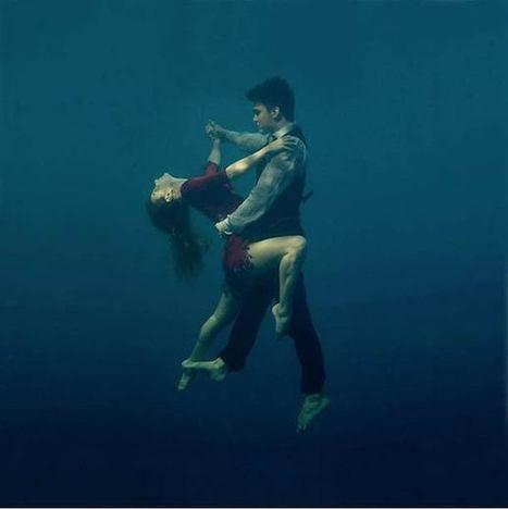 Underwater Tango – Danse et Photographie Aquatique | Jaclen 's photographie | Scoop.it